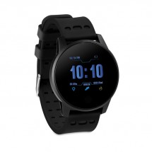 BT 4.0 Fitness Smart Watch TRAIN WATCH - schwarz
