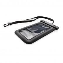 IPX8 wasserdichte, schwimmende Telefontasche - schwarz