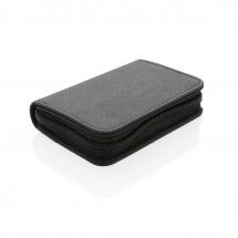 Swiss Peak RFID Kartenhalter - schwarz