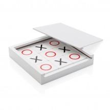 Deluxe Tic-Tac-Toe Spiel-weiß