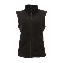 Women´s Micro Fleece Bodywarmer - Black