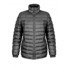 Ladies Ice Bird Padded Jacket - Black