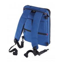 Business-Rucksack TROIKA SAFTSACK- blau
