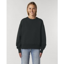 Unisex Sweatshirt Radder black XS
