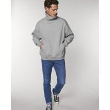 Unisex Sweatshirt Strider heather grey XS
