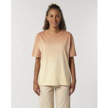 Unisex T-Shirt Fuser Dip Dye dip dye mushroom/barley L
