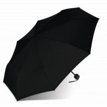 Super Mini Taschenschirm, schwarz