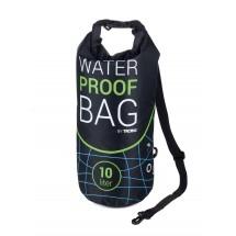 Outdoor-Tasche für Wassersport WATERPROOF BAG - schwarz