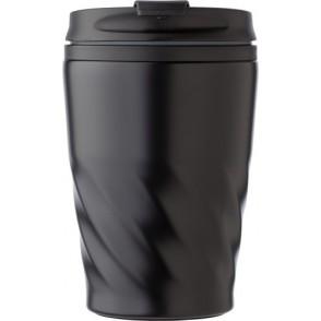 Kaffeebecher Curly aus Edelstahl