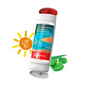 DuoPack Sonnenmilch LSF 30 + After Sun Lotion (2x50 ml), BL
