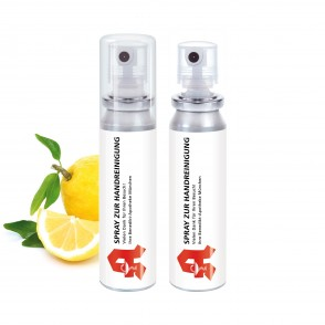 Handreinigungs-Spray antibakteriell, 20 ml