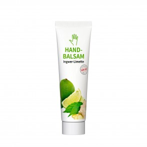 Handbalsam Ingwer-Limette, Mini-Tube (20 ml)