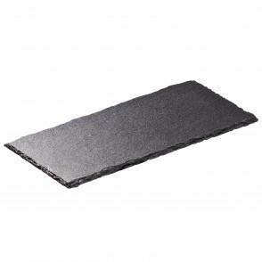 Servierplatte Schiefer mittel, schwarz