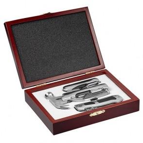 Werkzeugset Hammer, silber/schwarz