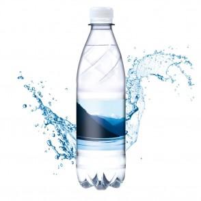 Tafelwasser (Export, pfandfrei), 500 ml, sanft prickelnd, Smart Label
