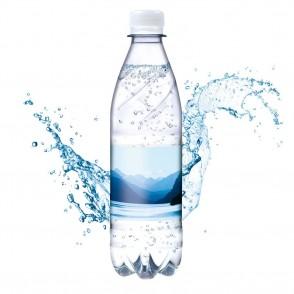 Tafelwasser (Export, pfandfrei), 500 ml, spritzig, Smart Label