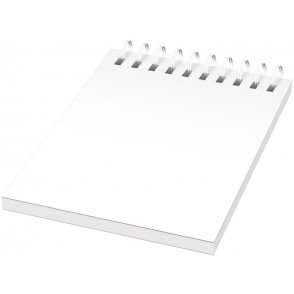 Desk-Mate® Wire-O-Bindung A7 Notizbuch