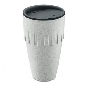 Becher Latte 400ml mit Deckel CONNECT