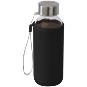 Trinkflasche mit Sleeve aus Neopren