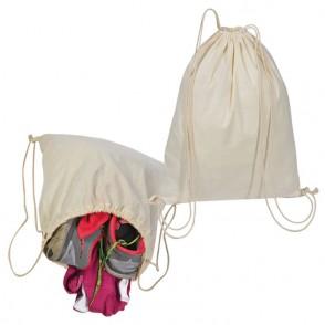 Gymbag aus Baumwolle