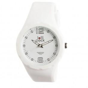 Armbanduhr LOLLICLOCK-FRESH WHITE WHITE