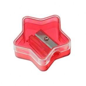 Bleistiftspitzer-Sternform