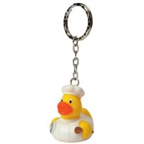 Schlüsselanhänger Quietsche-Ente Koch
