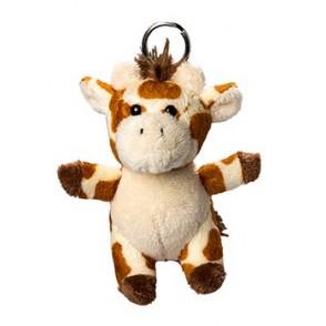 Plüsch Schlüsselanhänger Giraffe