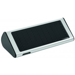 Metmaxx® SolarCharger Sun&Service silber