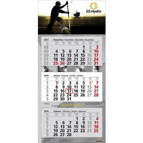 Wandkalender Premium 3