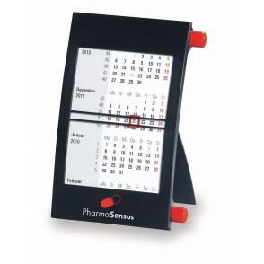 Kunststoff-Tischkalender 1-sprachig