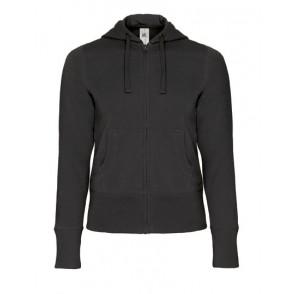 Hooded Full Zip Sweat / Women