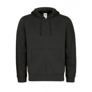 Hooded Full Zip Sweat / Men