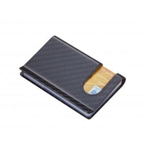 Kreditkartenetui komplett aus 3K Carbon CARBON CASE