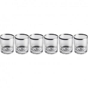 Set aus 6 Whiskygläsern