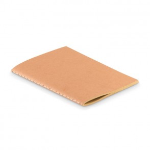 DIN A6 Notizbuch mit Pappcover MINI PAPER BOOK