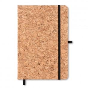 DIN A5 Notizbuch mit Kork SUBER