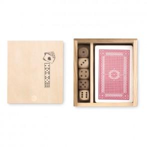 Spielkarten-Würfel-Set LAS VEGAS