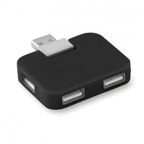 4 Port USB Hub SQUARE