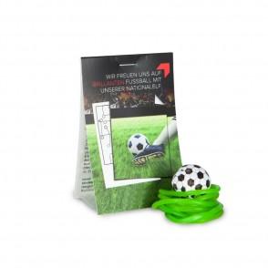 Naschtasche Fussballrasen