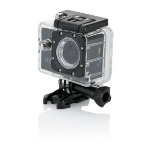 Action Kamera mit 11tlg. Zubehör