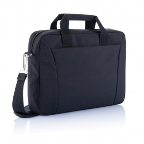 "15"" Messe Laptoptasche PVC frei"
