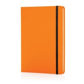 Basic Hardcover PU Notizbuch A5