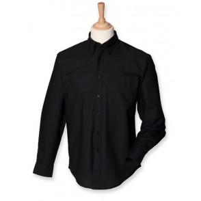 Classic Long Sleeved Oxford Shirt