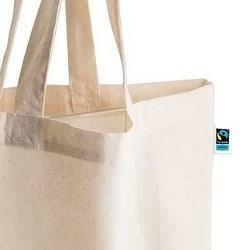 Fairtrade-Baumwolltasche als Werbeartikel