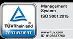 Promostore Zertifikat ISO 9001:2015