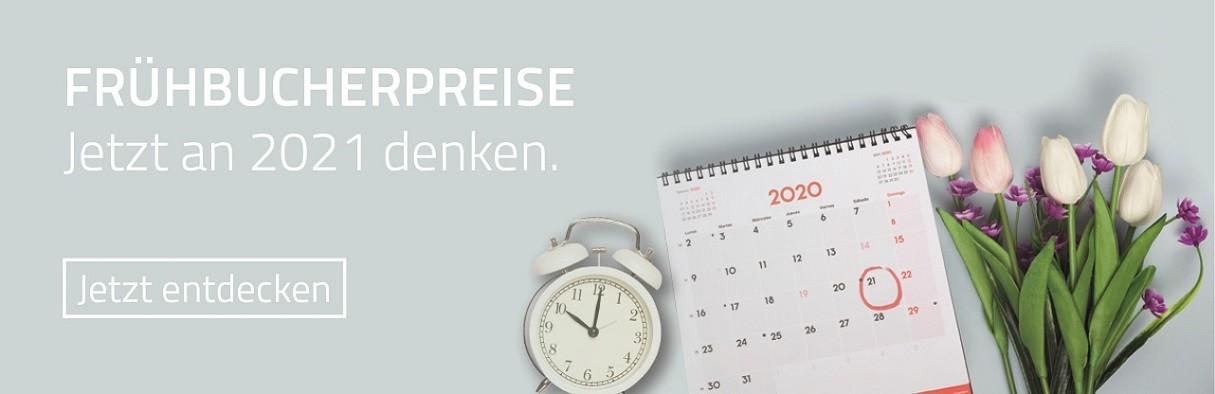 Jetzt Kalender sichern und sparen