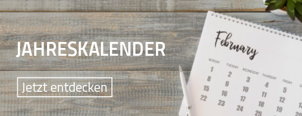 Kalender als Werbeartikel