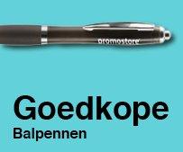 Goedkope pennen als relatiegeschenk