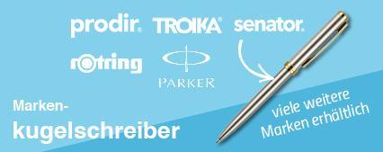 Marken-Kugelschreiber